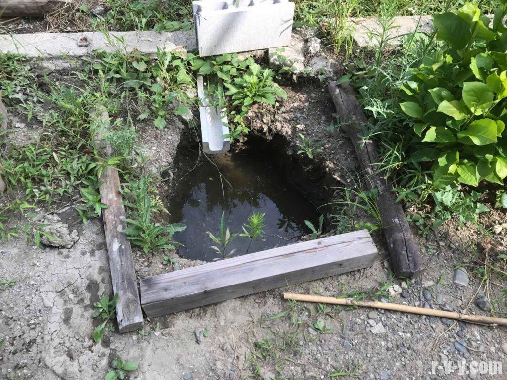 井戸を作る